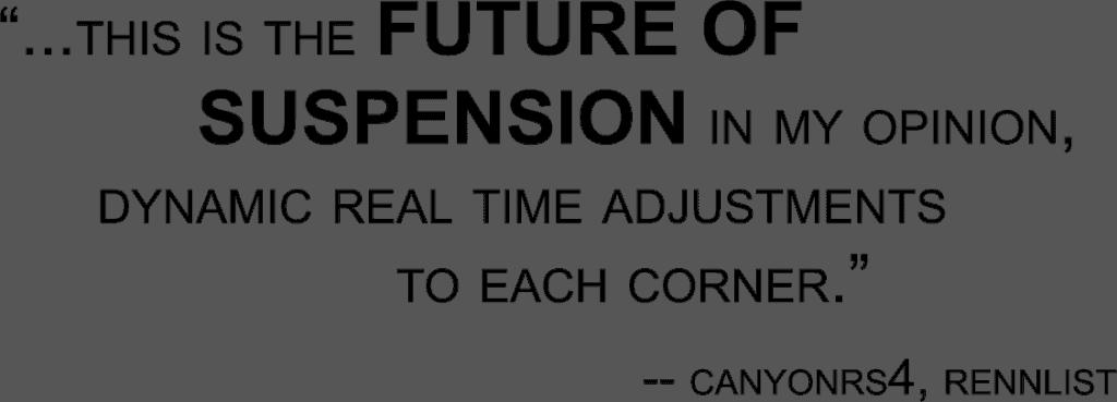Future of Suspension